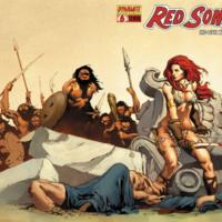 Crimson Red Sonja