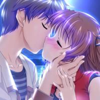 Anime Moonlight Kiss