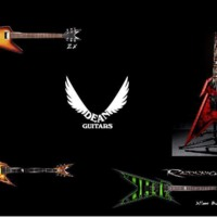 Dean Guitars Collage
