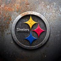 Pittsburgh Steelers Rusy Logo