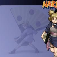 Temari Naruto Layout