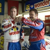 Taladega nights - shake and bake