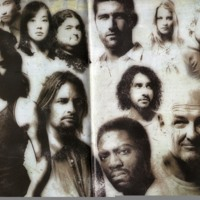 Lost Cast Collage