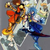 Sora & Riku/Disney Characters