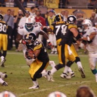 Willie Parker Pittsburgh Steelers