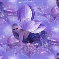 Purple Lotus Fairy