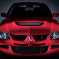 Red Lancer EVO 8