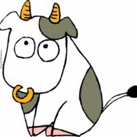Little Cow Cartoon