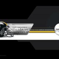 Pittsburgh Steelers 5X World Champions