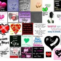Broken Heart Tiles