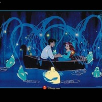 The Little Mermaid Boat Ride