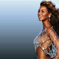 Beyonce in Diamonds