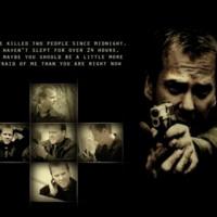 24 Jack Bauer in Sepia