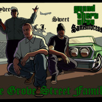 Grand Theft Auto San Andreas: The Grove Street Families