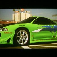 Fast and the Furious (green)
