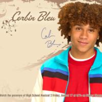High School Musical 2 Carbin Blue