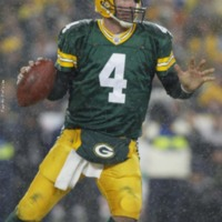 Green Bay Packers Bret Farve