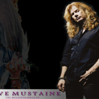 Dave Mustaine-Megadeth Series #2