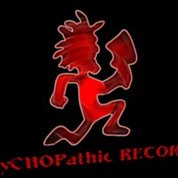 Psychopathic Records-Red/Black Hatchet Man