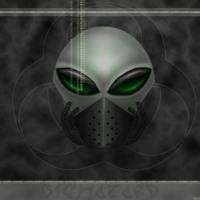 Alien Biohazard Mask