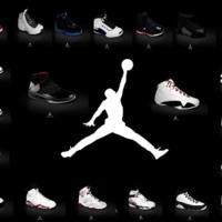 Air Jordan History