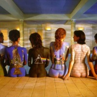 Pink Floyd Album Cover Women