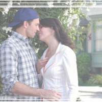 Luke & Lorelai Gilmore Girls