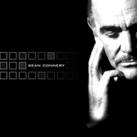 Sean Connery in Black