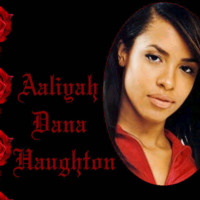 Aaliyah & Red Roses