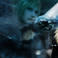 Final Fantasy VII: Advent Children, Cloud