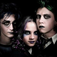 Goth Harry Potter Cast