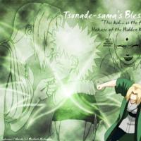 Tsunade Sama's Blessing-Hime