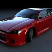 Red Silvia S15