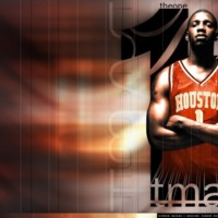 Tracy McGrady Houston