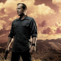 Kiefer Sutherland in Mountains