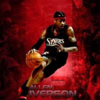 Allen Iverson Sixers