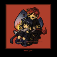 Hinata & Gaara