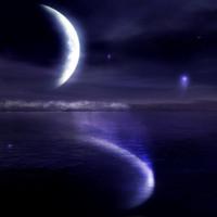 Moonlight Water Fantasy