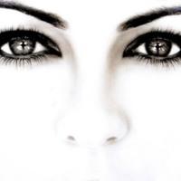 Pretty Eyes in B&W
