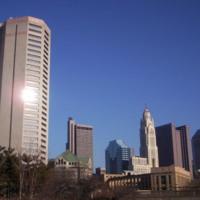 Ohio skyline