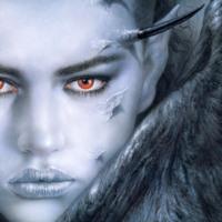 Gothic Ice Maiden