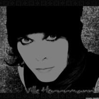 Ville Valo Grey & Black