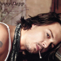 Johnny Depp in Brown