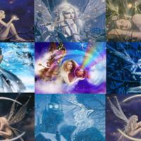 Fairy Collage