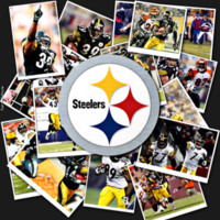 Steelers Photo Collage