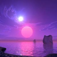 Purple Fantasy World