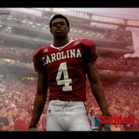 South Carolina Gamecocks Sidney Rice