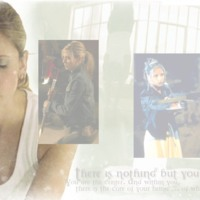 Buffy the Vampire Slayer Collage