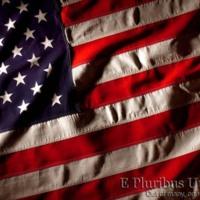 American Flag E Pluribus Unum