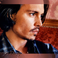 Johnny Depp in Reds